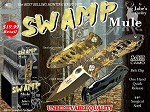 Swamp Mule Knife by Jabe's Cutlery